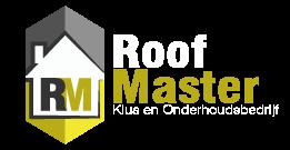 WELKOM BIJ ROOF MASTER Logo